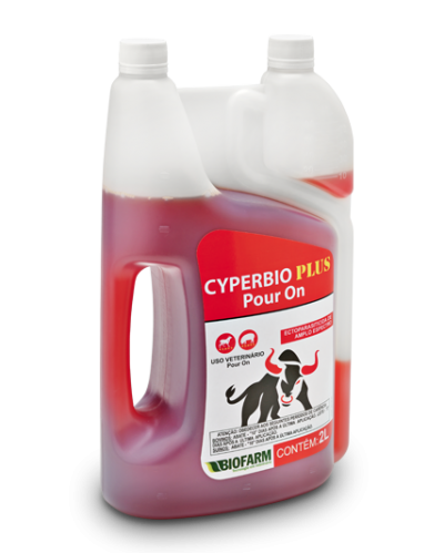 CYPERBIO PLUS Pour On