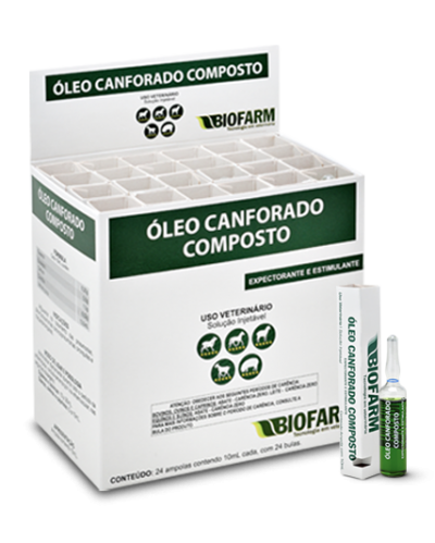 COMPOUND CANFORATED OIL